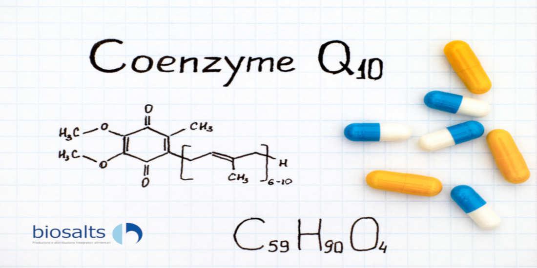 Coenzima Q 10 a cosa serve?