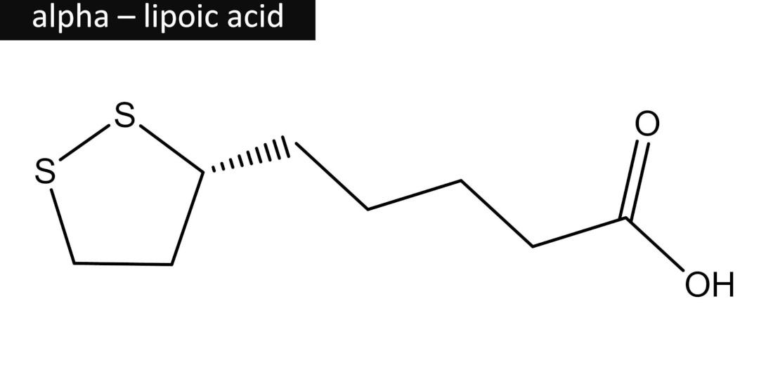 Acido Alfa Lipoico, a cosa serve