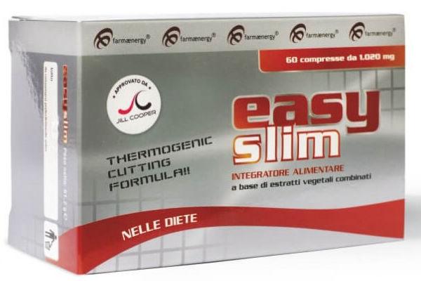 Easy Slim Farmaenergy confezione
