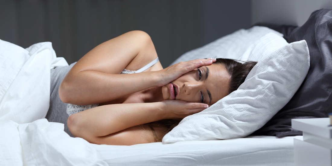 Insonnia: i 3 rimedi naturali più efficaci per combatterla