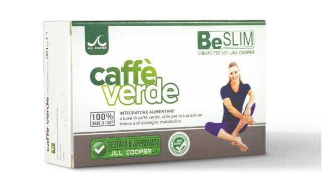 Caffè verde Power integratore