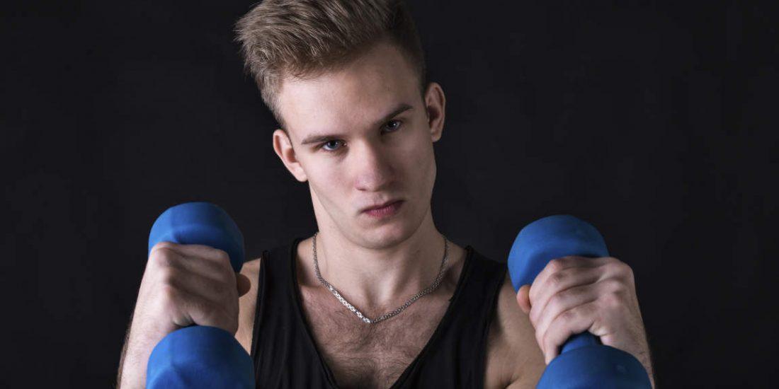 Ectomorfo: Allenamento e dieta per l'Hardgainer