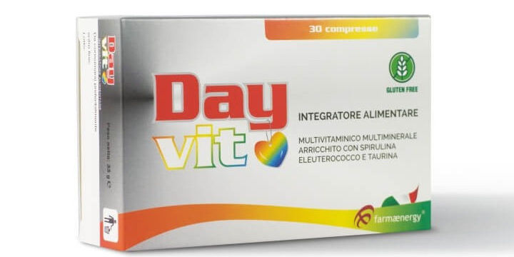 day-vit integratore multivitaminico